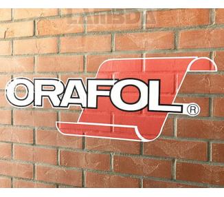 Orafol 3954 - brick stone